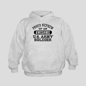 Proud Nephew U.S. Army Kids Hoodie