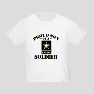 Proud Son U.S. Army Toddler T-Shirt