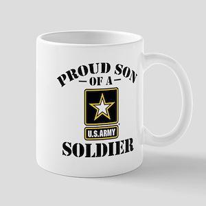 Proud Son U.S. Army Mug