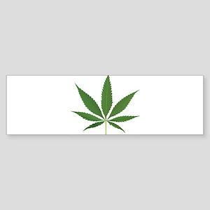 Weed Bumper Sticker