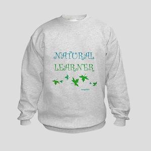 Natural Learner Kids Sweatshirt