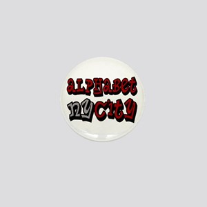 """CLICK HERE for ALPHABET CITY Mini Button"