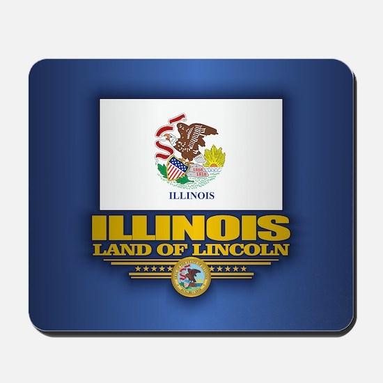 Illinois (F15) Mousepad
