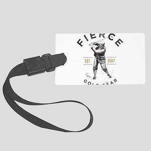 Fierce Golf Gear Luggage Tag