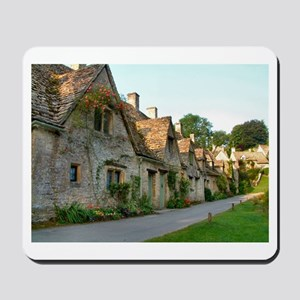 Arlington Row - Bibury Mousepad