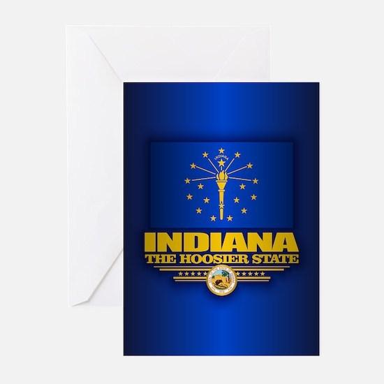 Indiana (v15) Greeting Cards