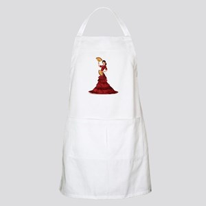 spanish flamenco dancer Apron