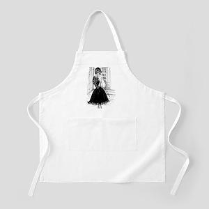 fashion sketch Apron
