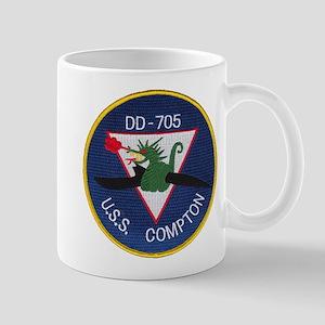 USS COMPTON Mug