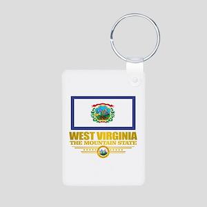 West Virginia (v15) Keychains