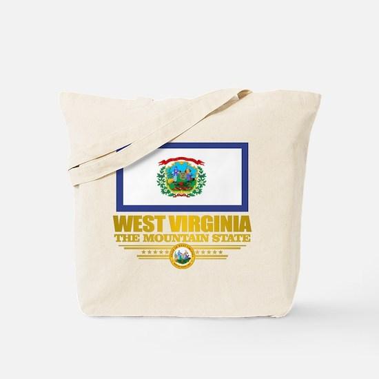 West Virginia (v15) Tote Bag