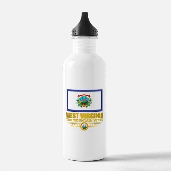 West Virginia (v15) Water Bottle