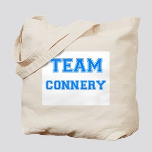 TEAM CONNERY Tote Bag