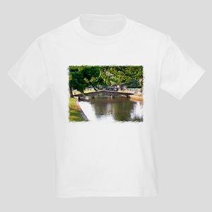 Bourton-On-The-Water Kids Light T-Shirt