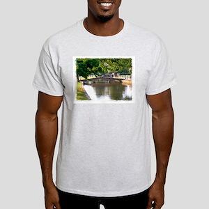 Bourton-On-The-Water Light T-Shirt