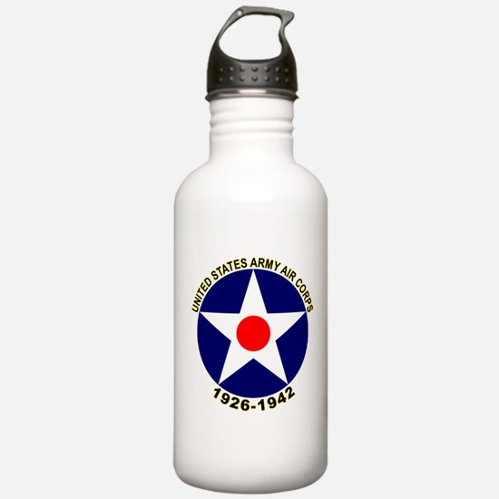 USAAC Army Air Corps Water Bottle