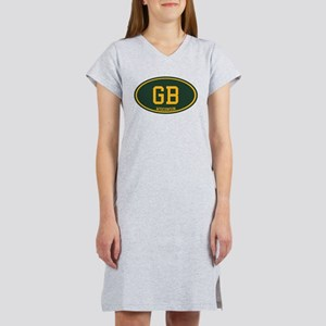 Green Bay Women's Nightshirt