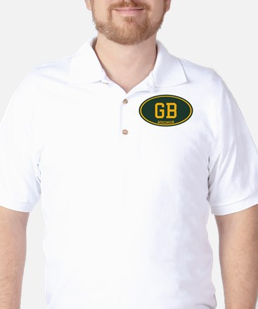 Green Bay Golf Shirt