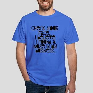 Nosy People Gossip Humor T-Shirt
