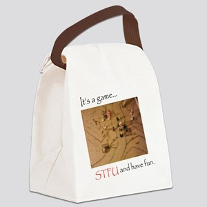Game Canvas Lunch Bag