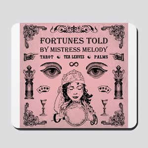 Mistress Melody Mousepad