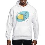 Pop Art - 'Microwave' Hooded Sweatshirt