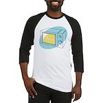 Pop Art - 'Microwave' Baseball Jersey