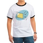 Pop Art - 'Microwave' Ringer T