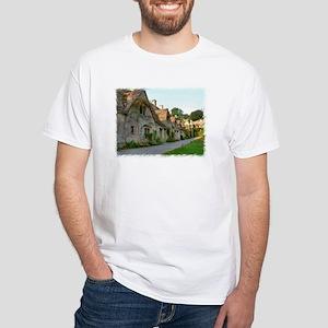 Arlington Row - Bibury White T-Shirt