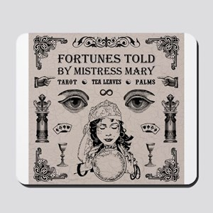 MISTRESS MARY Mousepad
