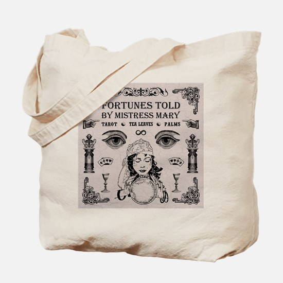 MISTRESS MARY Tote Bag