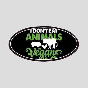 Vegan Animals Patch