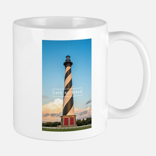 Cape Hatteras Light. Mug Mugs