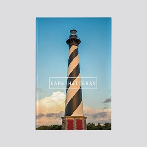 Cape Hatteras Light. Rectangle Magnet Magnets