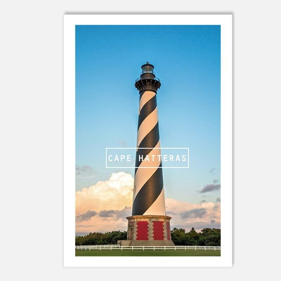Cape Hatteras Light. Postcards (package Of 8)