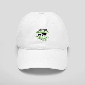 Vegan Animals Cap