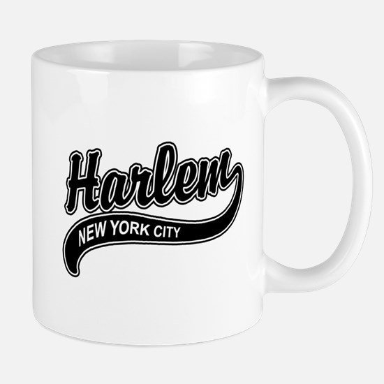 Harlem New York City Mug