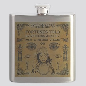 MISTRESS MERCURY Flask