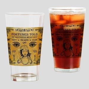 MISTRESS MERCURY Drinking Glass