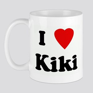 I Love Kiki Mug
