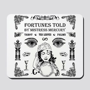MISTRESS MERCURY Mousepad