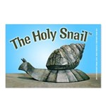 Holy Snail Postcard Pack (8)