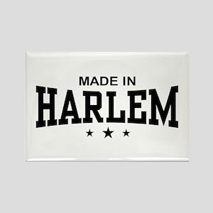 Made In Harlem Rectangle Magnet