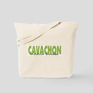 Cavachon ADVENTURE Tote Bag