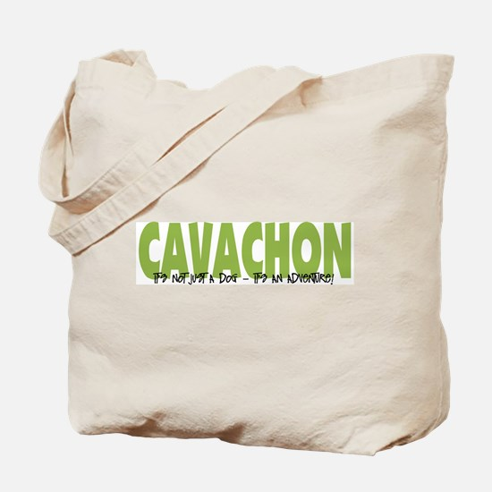 Cavachon ADVENTURE Tote Bag