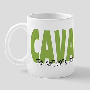 Cavachon ADVENTURE Mug