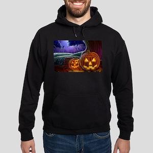Carved Pumpkins Hoodie (dark)