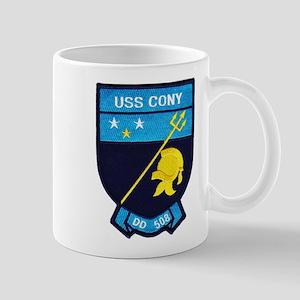 USS CONY Mug