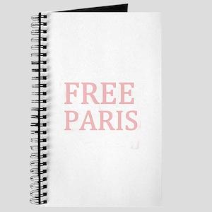 Free Paris Journal