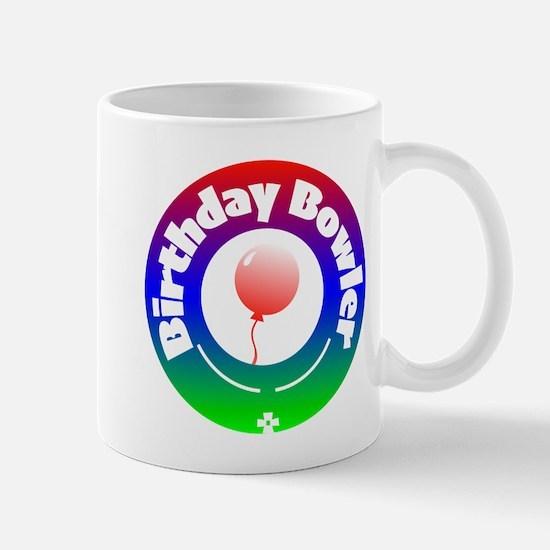Birthday Bowler Mug